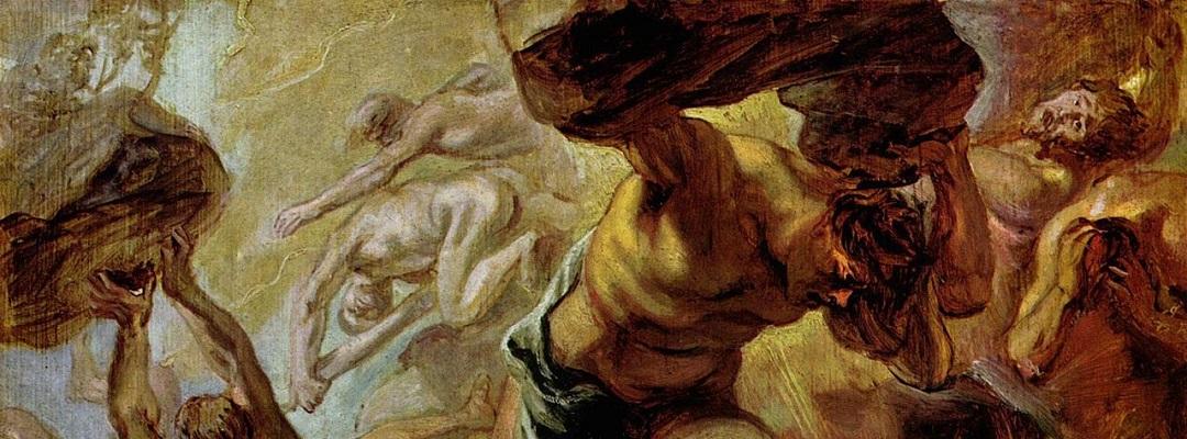 Vater Von Zeus Und AnfГјhrer Der Titanen