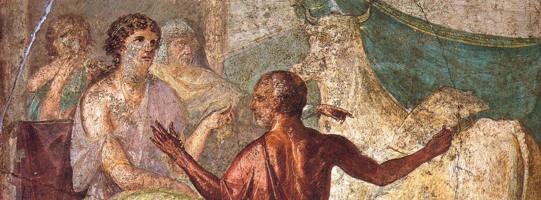Pasiphae und Daidalos