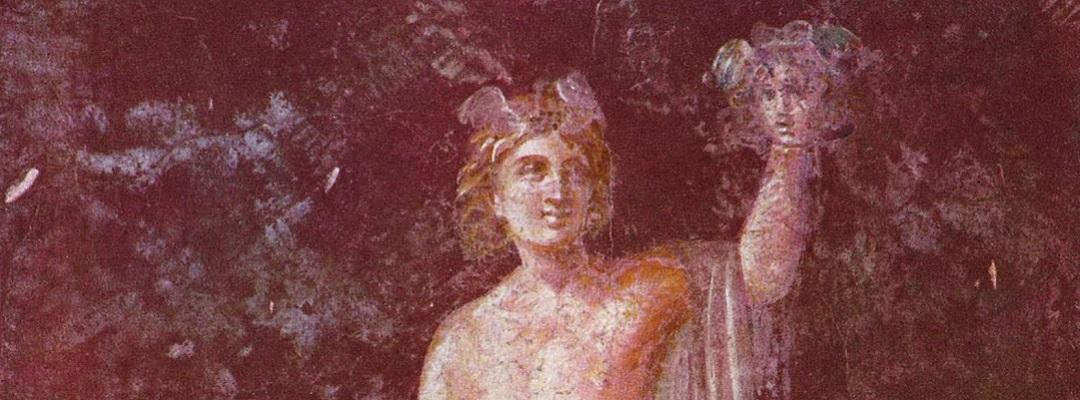 Perseus enthauptet Medusa