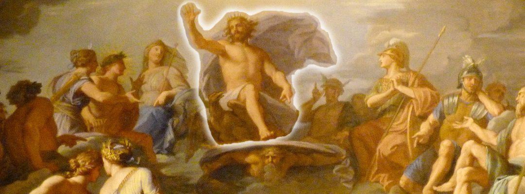 Der Göttervater Zeus