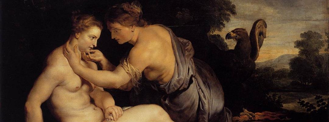 Zeus und seine Geliebten